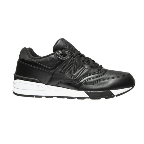 best service f3245 bc770 NEW BALANCE 597 LEATHER